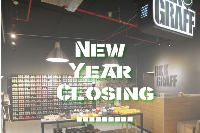 New Year Closing