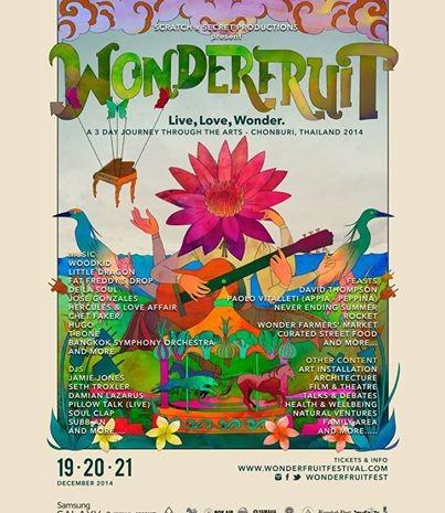 Wonderfruit Festival 2014