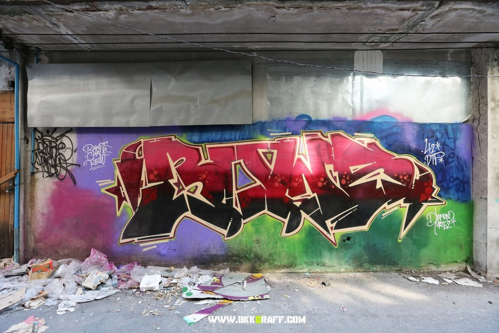 bows-graffiti