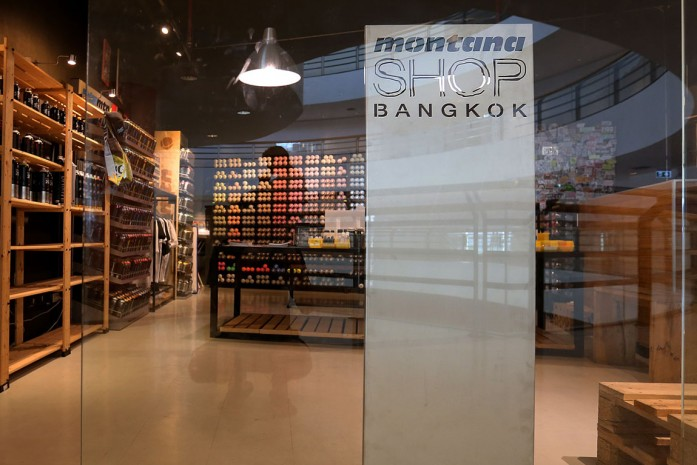NEW MONTANA SHOP BANGKOK