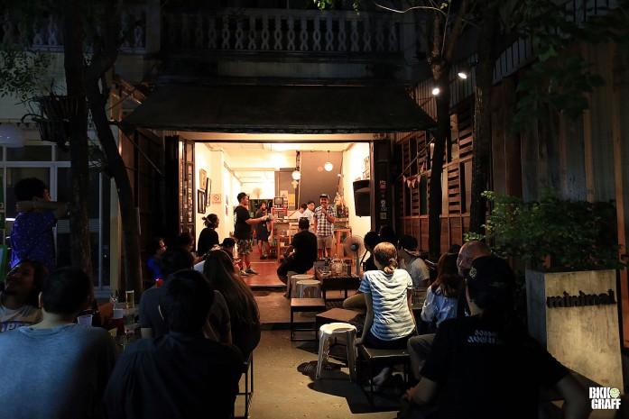 ภาพบรรยากาศงาน DOBBKKGRAFFTTT Exhibition in Chiang Mai