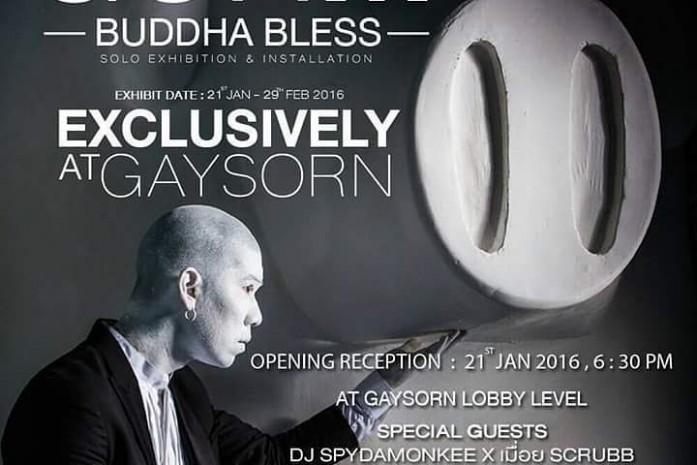 GOH-M BUDDHA BLESS Exhibition