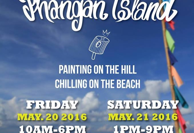 MTN Thailand on tour. Graffiti jam EP1 :  Phangan Island
