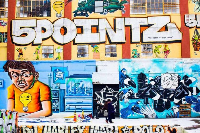 5 Pointz กับคำตัดสิน 6.7 ล้านดอลลาร์สหรัฐ  เพื่อชดเชยให้กับศิลปินกราฟฟิตี้