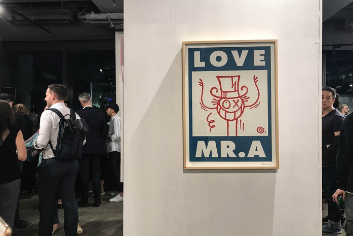 MR.ANDRE Exclusive Exhibition in HONG KONG